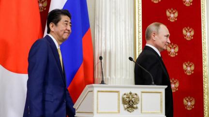 Uzavře Japonsko mír s Ruskem? Moskva ho nechce zadarmo