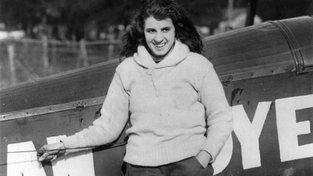 Lillian Boyerová v roce 1922