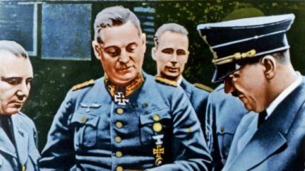 Stihl snad Hitler namalovat denně jeden obraz?