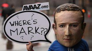 Právě sociální síť Facebook je hlavním trnem v Klausově oku.
