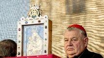 Zdanění církevních restitucí dopadne především na židovské komunity, míní kardinál