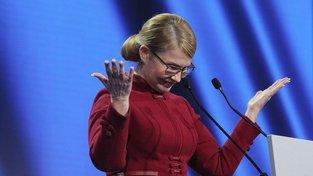 Tymošenková se zúčastní březnového volebního klání na Ukrajině
