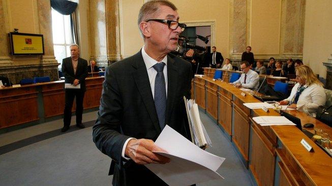 Andrej Babiš se proti rozhodnutí černošického úřadu odvolal