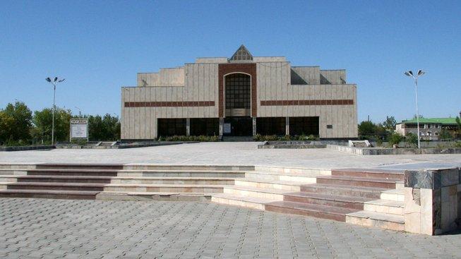 Muzeum v uzbeckém městě Nukus skrývá unikátní sbírku