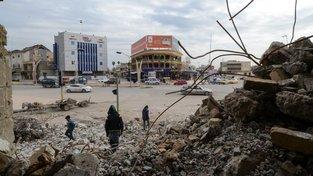 Trosky v Mosulu
