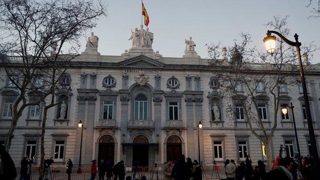 Nejvyšší soud v Madridu