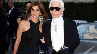 Karl Lagerfeld patřil k nejslavnějším módním návrhářům světa