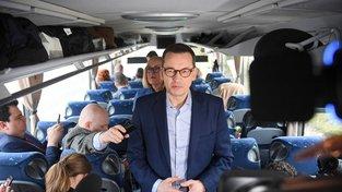 Polský premiér nakonec do Izraele nevyrazil