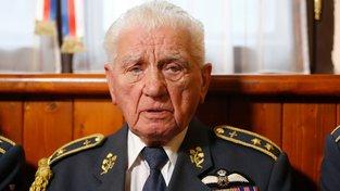 Veterán Emil Boček letos oslavil 96. narozeniny
