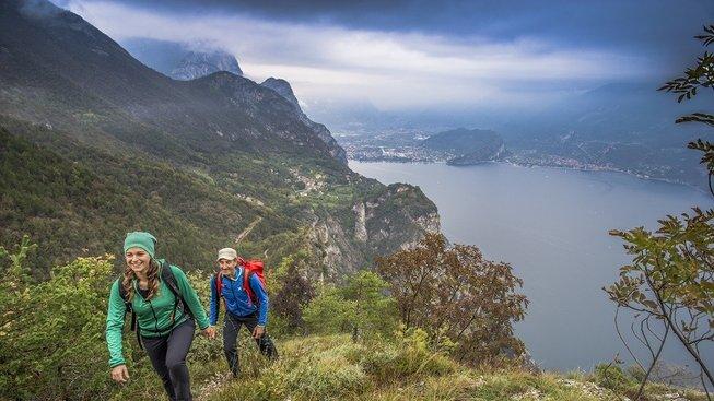 5 nejlepších treků v oblasti jezera Garda