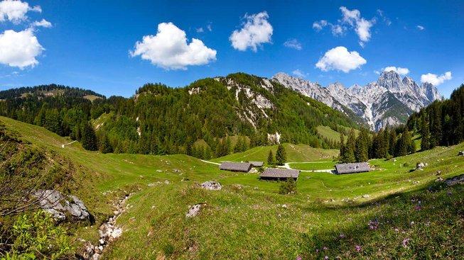 Tip na výlet do Berchtesgadenských Alp