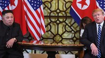 Kim chtěl dle Trumpa příliš, schůzka tak skončila předčasně - a bez dohody