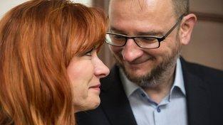 Jana Nečasová se k pátečnímu jednání nedostavila