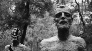 Pomník obětem komunismu, Petřín