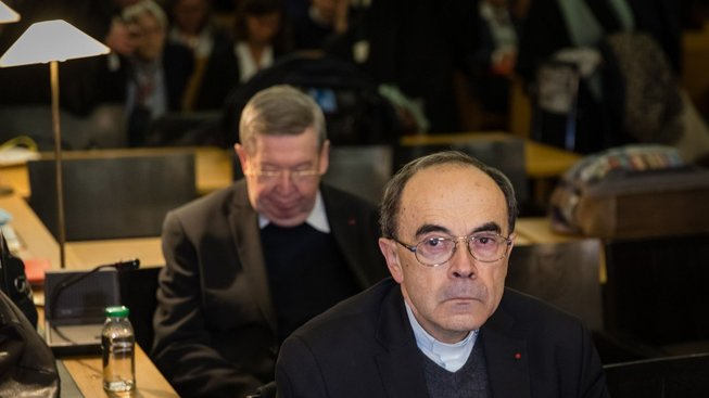 Kardinál Philippe Barbarin