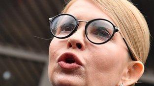 Pro Rusy by byla nejpřijatelnější zřejmě Julija Tymošenková