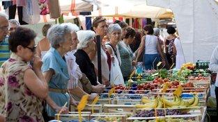 Univerzální dieta prakticky odpovídá středomořské stravě. Ilustrační snímek