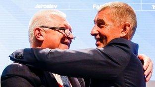 Andrej Faltýnek, pravá ruka Andreje Babiše a papaláš každým coulem