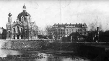Olomoucká synagoga byla jednou z prvních obětí nacistické okupace