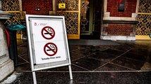 Nekuřácká zóna v Groningenu