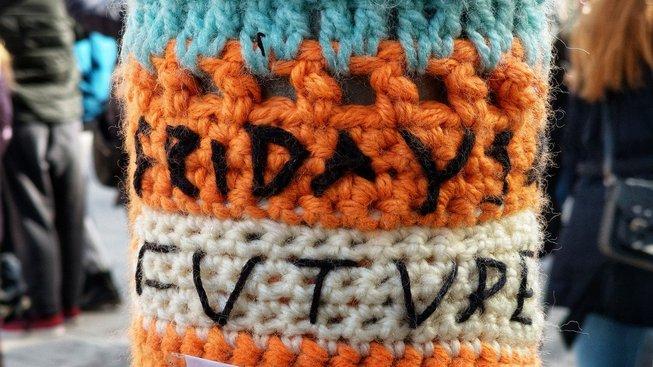 Friday for Future - studentské stávky probíhají už několik měsíců