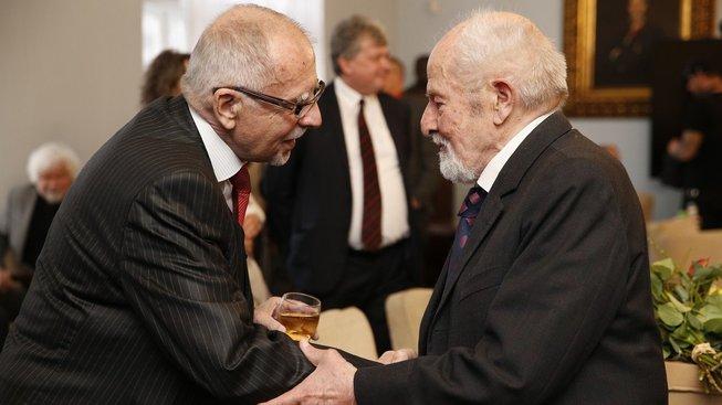Stanislav Křeček a Zdeněk Jičínský