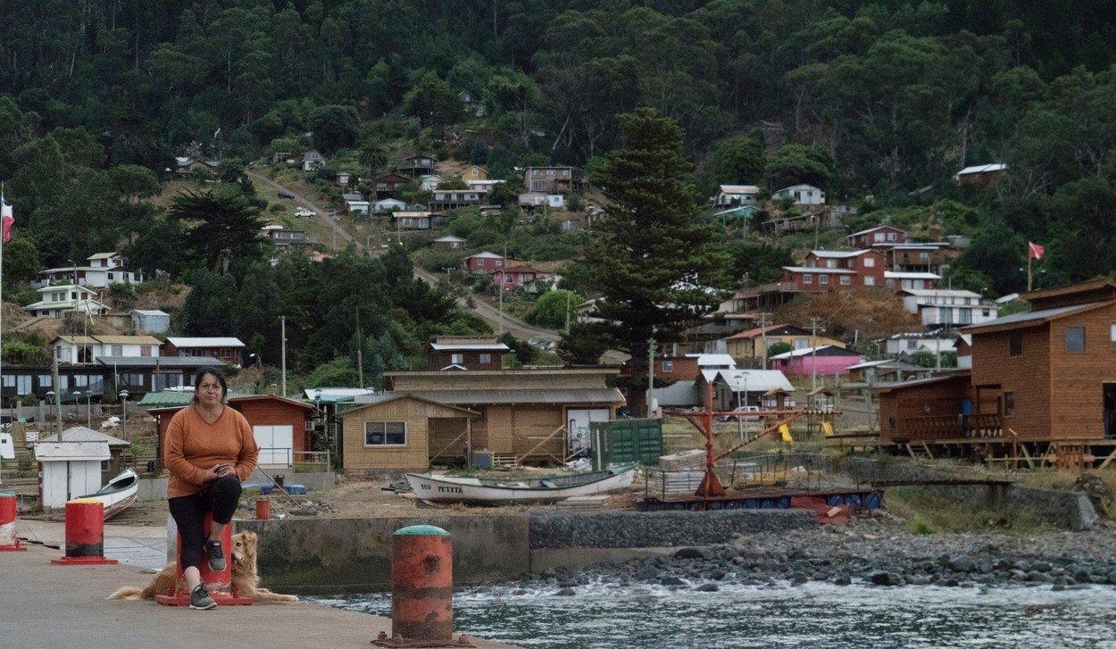 Život na ostrově Robinson Crusoe
