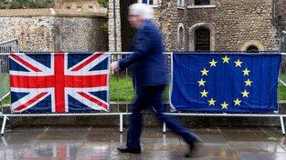 Británie má podle plánu opustit Evropskou unii již 29. března.
