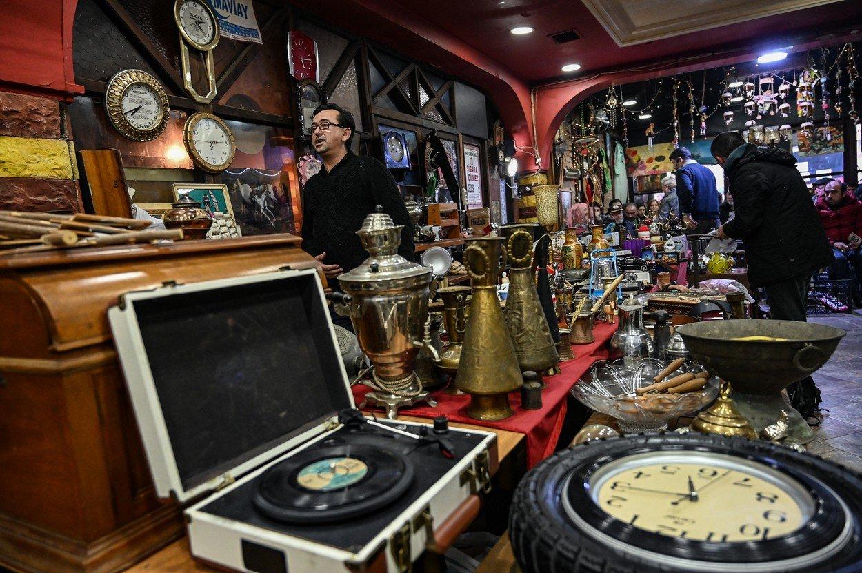 Aukce v Istanbulu