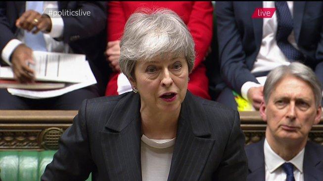 Theresa Mayová odmítá posunout odklad za 30. červen