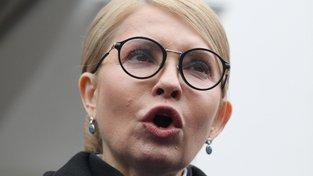 Julija Tymošenková, bývalá ukrajinská premiérka chce postoupit o stupínek výš, do pozice prezidentky