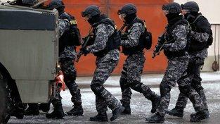 Zásahové jednotky, ilustrační snímek