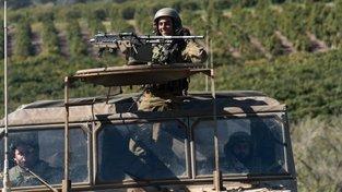 Vojáci na Golanských výšinách