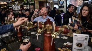 Řekové objevují kouzlo piva a minipivovarů