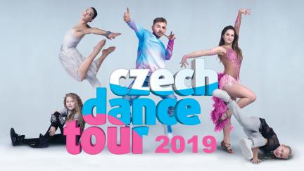 Lidé dali hlasy mladým tanečníkům, pětice z nich je nyní na vizuálu národní taneční túry Czech Dance Tour 2019