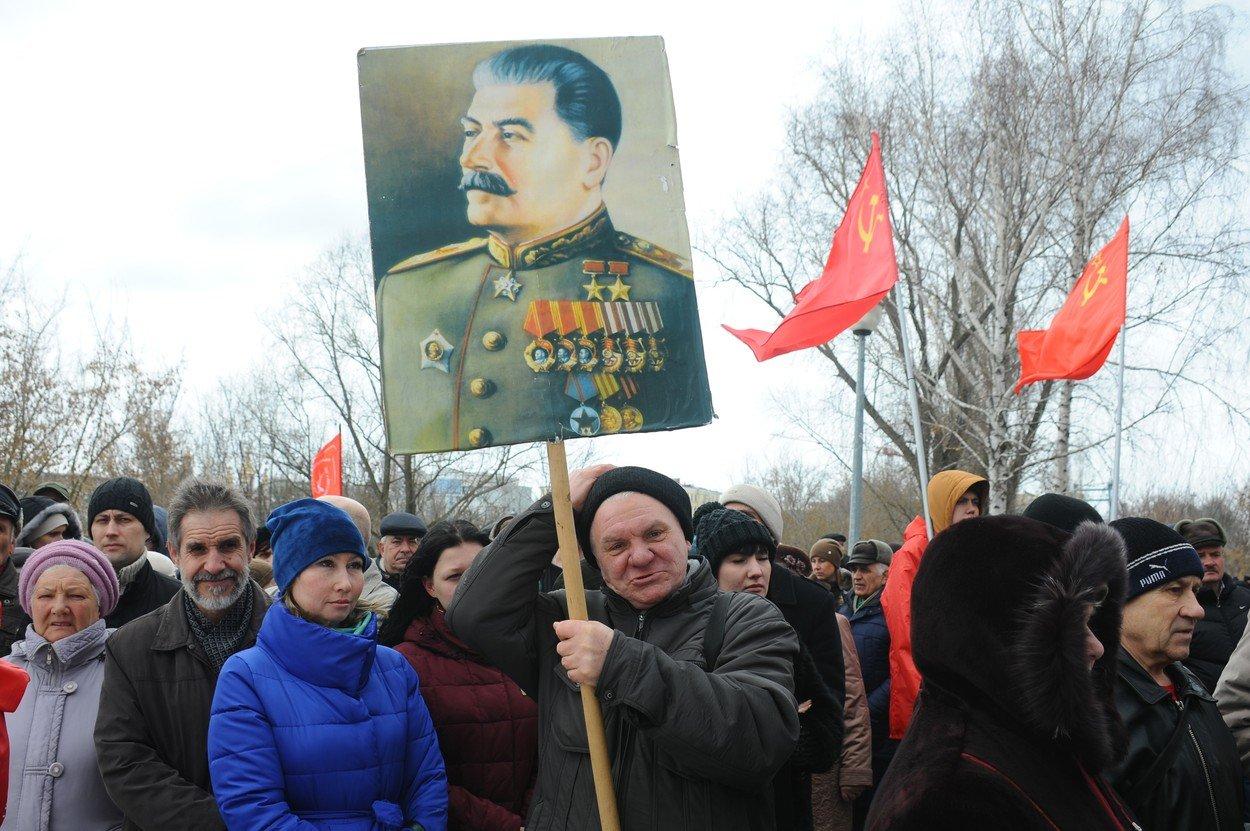 Stalin se vrací - díky Putinově režimu