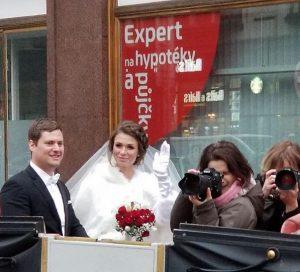 """""""Bílá"""" svatba 1"""