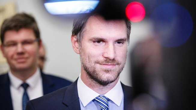 Jiří Pospíšil a Zdeněk Hřib