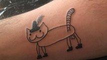Tetování Malfeitona