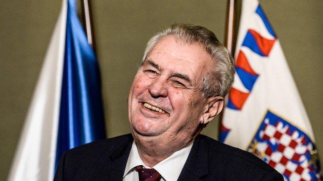 Miloš Zeman, hlava a vizitka českého státu a jeho obyvatel