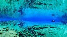 Potápění v jezerech