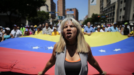 Trumpovo bububu na Venezuelu nezabralo
