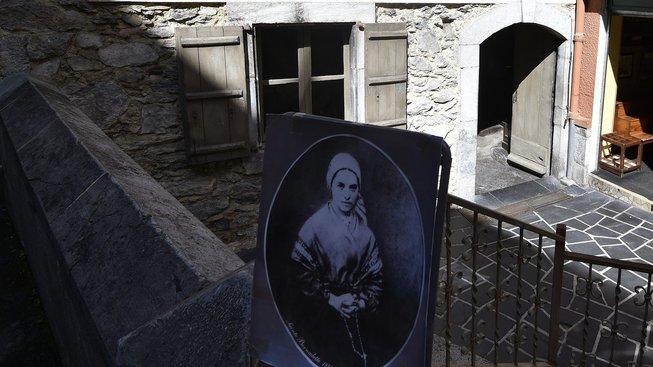 Místo, kde Bernadette Soubirousové bydlela se svou rodinou