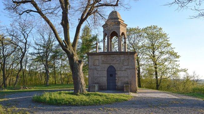 Boží hrob ve Slaném je nejstarší dochovaný v Čechách