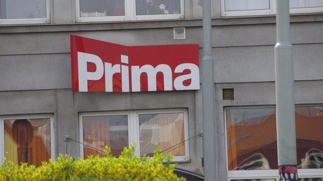 Pražské sídlo TV Prima