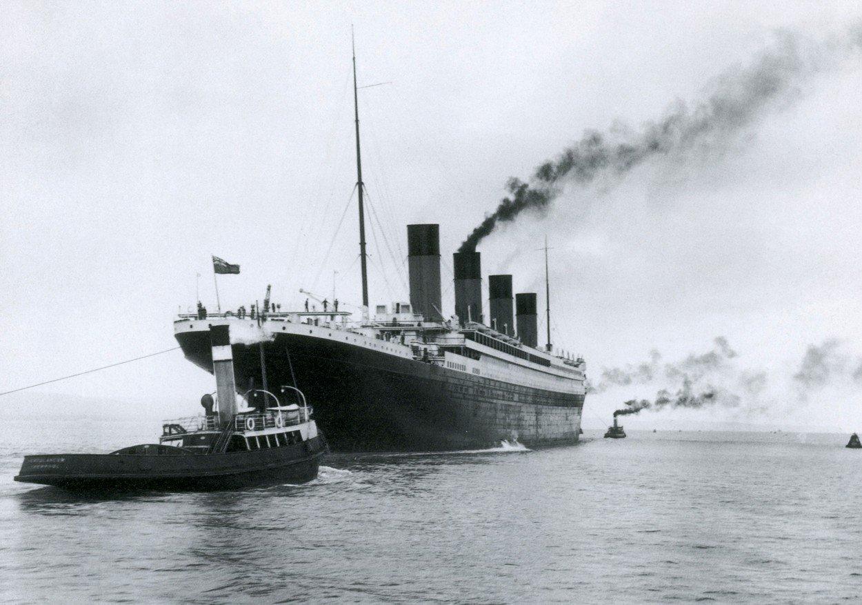 Zásnubní prsten ženy konstruktéra Titaniku