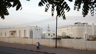 Katolický chrám svatého Petra a Pavla v ománské metropoli Maskatu