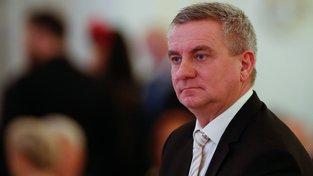 Kancléř prezidenta Vratislav Mynář
