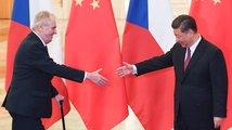 Miloš Zeman vidí další čínské miliardy. Funguje mu křišťálová koule?