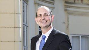 Německý velvyslanec v Praze Christoph Israng